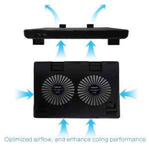 CUCCOT CP668 Portable Laptop Cooling Pad