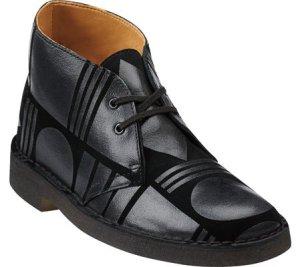 Clarks Women's Desert Boot Pattern