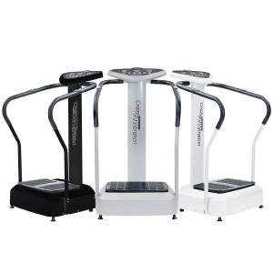 Crazy Fit Vibration Whole Body Platform Machine from Axis Plate