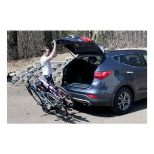 Curt Manufacturing 18084 Hitch Mounted Bike Rack