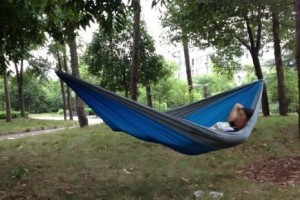 Leward Portable Fabric Travel Hammock