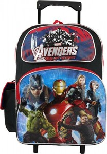 Marvel Avengers Age of Ultron Rolling Backpack
