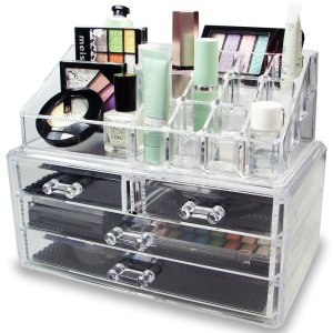 Nilecorp Acrylic Jewelry Box