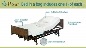 Priva All in One Hospital Bed