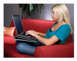 Targus Lap Chill Mat for Laptop AWE55US
