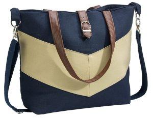 Urban Mom Stylish Diaper Bag