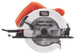 Black & Decker CS1014 12-Amp 7-14-Inch Circular Saw