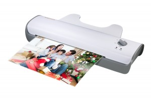 Bonsaii L307-A A3 Document Photo Thermal Laminator, Quick 3 mins Warm-up, Laminates Items up to 13 Inches Wide, High Laminating Speed, Jam-Release S