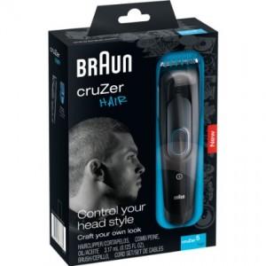 Braun Cruzer 5 Hair Clipper 1 Count