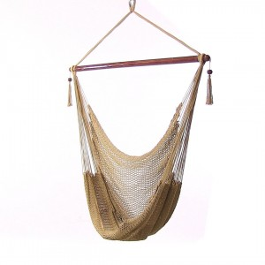 Club Fun Hanging Rope Chair- Linda