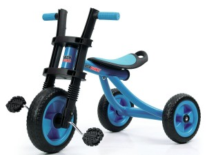High Bounce Extra Tall Tricycle Ages 3-6