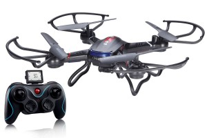 Holy Stone® RC Drone with HD Camera,4CH 2.4GHz 6-Gyro,equipted with Headless System(A Key Back)