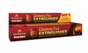 Pine Mountain Chimney Fire Extinguisher