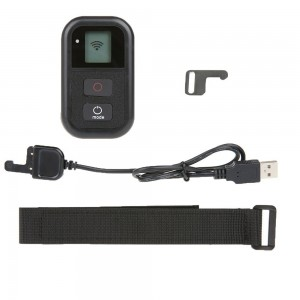 niceEshop(TM) Smart Wifi Remote Control for Gopro 3 3+ 4(Black)