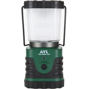 AYL StarLight - Water Resistant - Shock Proof - Battery Powered Ultra Long Lasting Up To 6 DAYS Straight - 300 Lumens Ultra Bright LED Lantern - Perfe