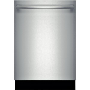 Bosch 800 Series SHX68T55UC Fully Integrated Built-in Dishwasher 24 in Stainless Steel