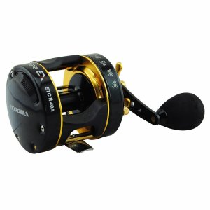 Ecooda Tiro Pro Series Caster Round Baitcasting Reels Professional Grade Conventional Fishing Reel