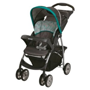 Graco LiteRider Classic Connect Stroller, Smarties