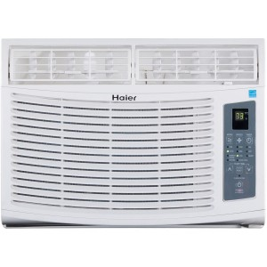 Haier ESA412N 11.3-EER Window Air Conditioner, 12000-BTU, Energy Star Rated