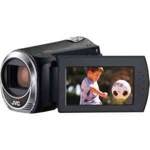 JVC GZ-MS110 Everio S Flash Memory Camcorder