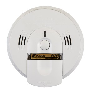 Kidde KN-COSM-BA Battery-Operated Combination SmokeCarbon Monoxide Alarm with Voice Warning
