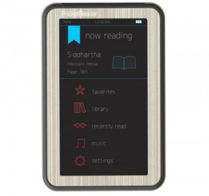 Kobo Slick ER430 Pocket Reader eReader 4.3-Inch Display 2GB Memory (Expandable)
