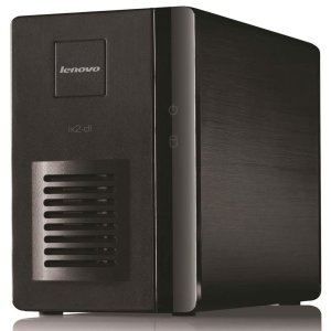 Lenovo IX2 2-Bay Diskless Network Storage (70A69003NA)