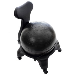 Milliard OfficeFit Fitness Ball Chair