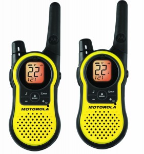 Motorola MH230R 23-Mile Range 22-Channel FRSGMRS Two-Way Radio (Pair)
