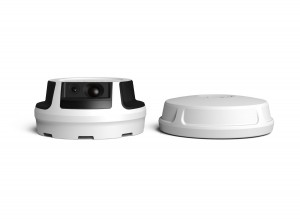 Novi 4-in-1 HD Camera, Motion and Smoke, Siren Home Security Kit