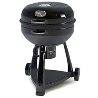 PORTABLE CHARCOAL DECK GRILL