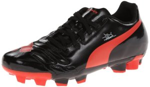 PUMA evoPOWER 4 Firm-Ground JR Soccer Cleat (Little KidBig Kid)