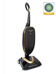 Soniclean Soft Carpet Upright Vacuum Deep Cleans New Age Soft Style Carpet with Patented Soniclean Technology