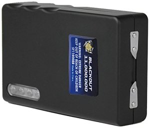 Streetwise Security Products SF Blackout 11,000,000-volt Stun Gun Rechargeable