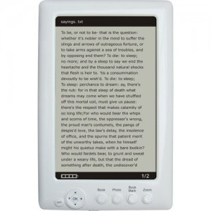 Sungale CD706A 7-Inch eBook Reader