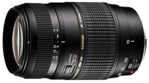Tamron Auto Focus 70-300mm f4.0-5.6 Di LD Macro Zoom Lens for Canon Digital SLR Cameras (Model A17E)