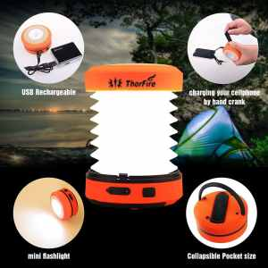 Top 10 Best Camping Lantern Lights in 2015 Reviews