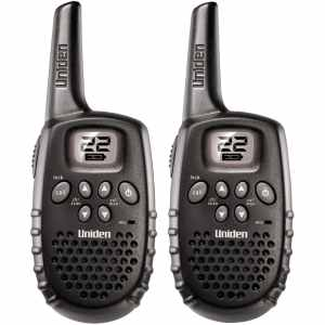 Uniden 16-Mile 22 Channel Battery FRSGMRS Two-Way Radio Pair