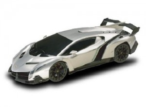 118 Scale RC Lamborghini Veneno SuperCar Radio Remote Control Sport Racing Car RC