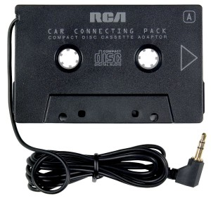 Car Cassette Adapter