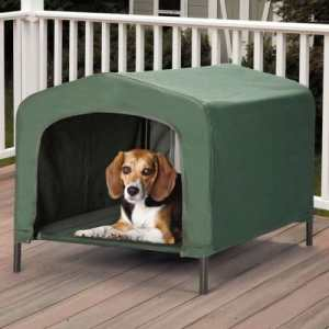 Etna Waterproof Pet Retreat Portable Dog House