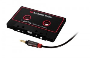 Monster MBL AI 800 CAS-ADPT WW Cassette Adapter