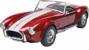 Revell Monogram Shelby Cobra 427 Plastic Model Kit