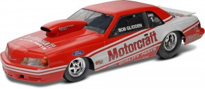 Revell Motorcraft T-Bird Pro-Stock Plastic Model Kit