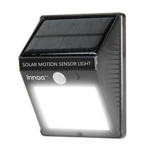 Solar Motion Sensor Light, Innoo Tech Solar Powered Waterproof Wireless Security 12 LEDs Bright Motion Sensor Light For Outdoor Wall G