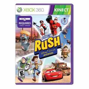 Kinect Rush A Disney Pixar Adventure - Xbox 360