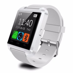 LEMFO Bluetooth Smart Watch WristWatch U8 UWatch Fit for Smartphones IOS Apple iphone 44S55C5S Android Samsung S2S3S4Note 2Note 3 HTC Sony Blackberry