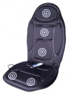 Lifemax Heated Back & Seat Massager