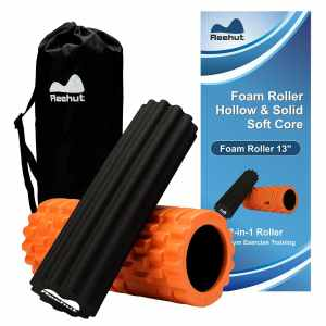reehut-foam-roller-13-x-5-5-2-in-1-textured-muscle-roller-for-physical-therapy-workouts
