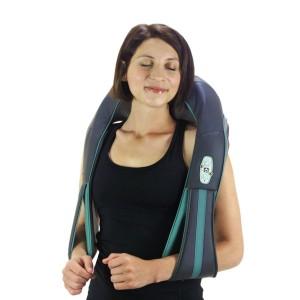 truMedic Instashiatsu Plus Neck and Shoulder Massager, Teal